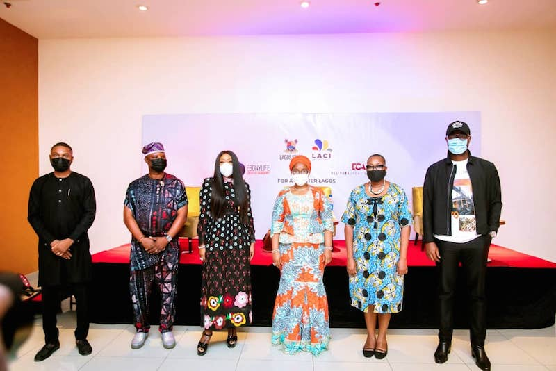 LASG Creative Initiative Partners Creative Institutions to Empower 1480 Filmmakers